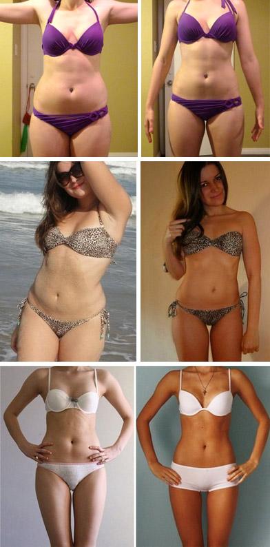 Похудение на гречке отзывы и результаты фото до и после