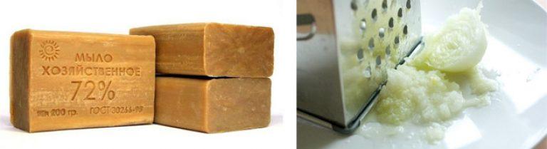 Как вывести папиллому хозяйственным мылом в домашних условиях 213