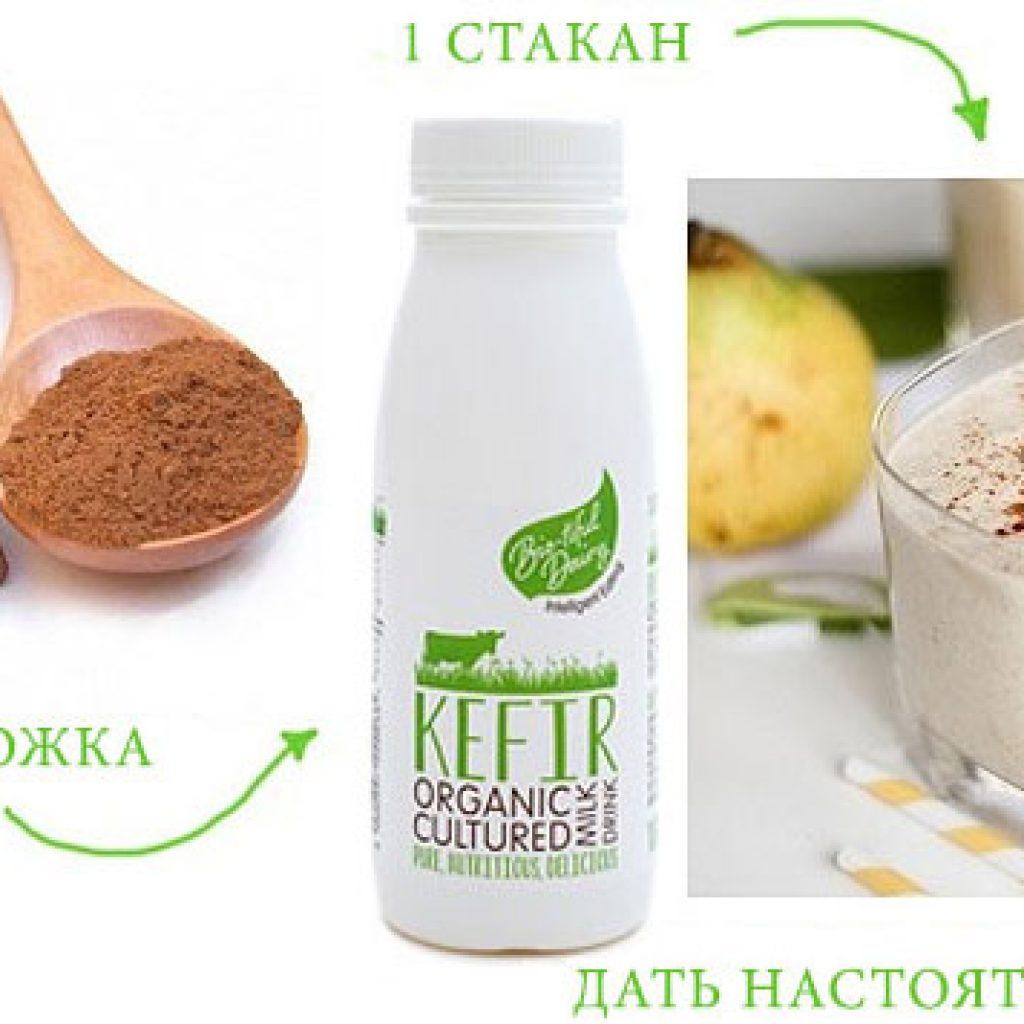Рецепт смеси для похудения