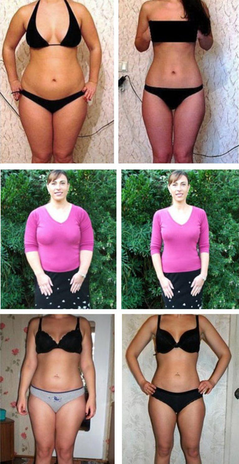 Результаты похудения гречневой диеты фото