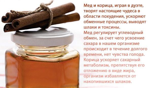 Эффективность корично-медового состава