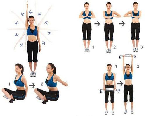 Эффективные физические упражнения
