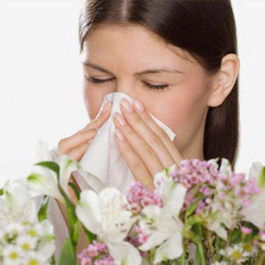 Аллергия, которая носит сезонный характер