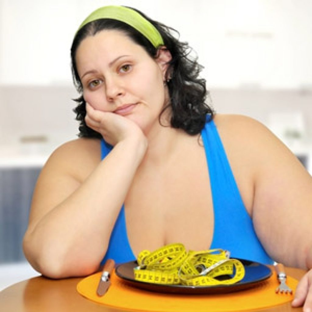 Как бороться с избыточным весом