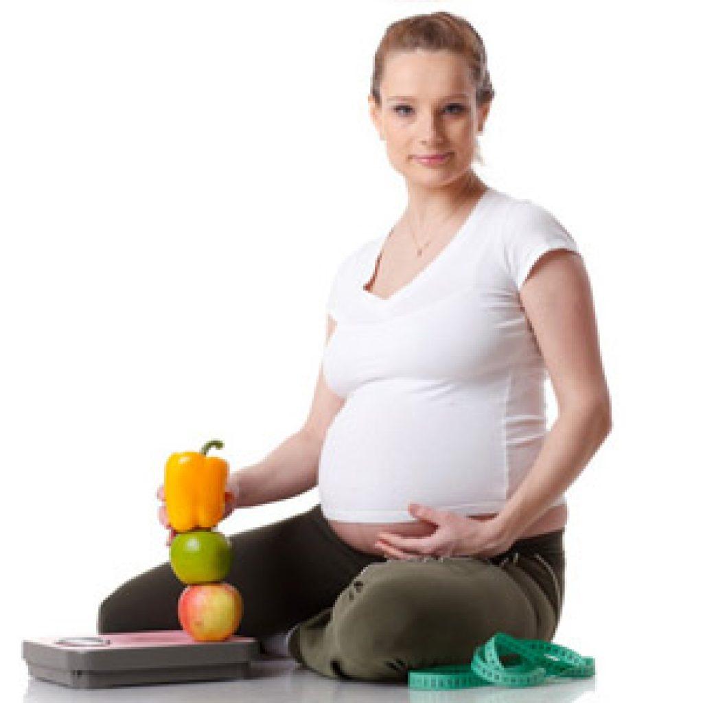 Как похудеть беременной женщине, не навредив ребенку