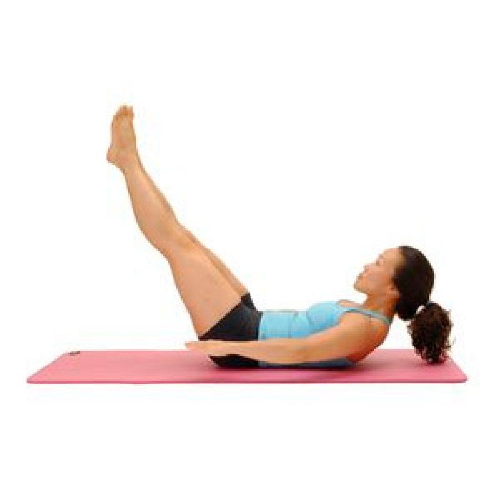Комплекс упражнений для похудения в области ног и ляжек
