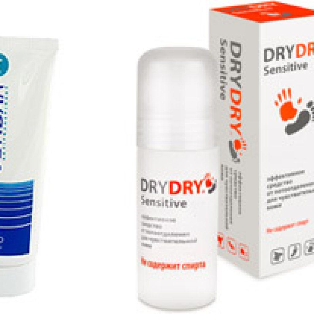 Популярные дезодоранты