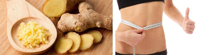 Как имбирь помогает похудеть отзывы 22