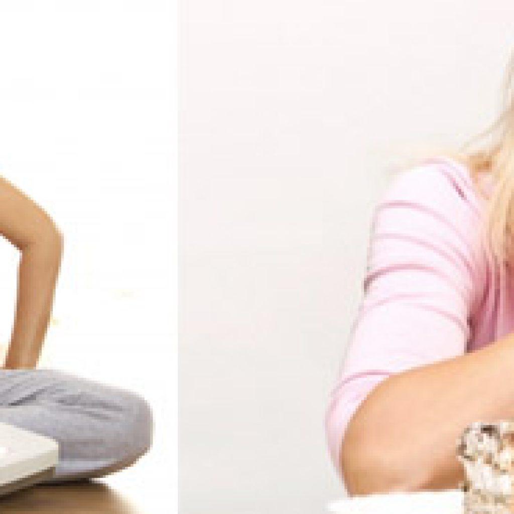 Почему женщины толстеют