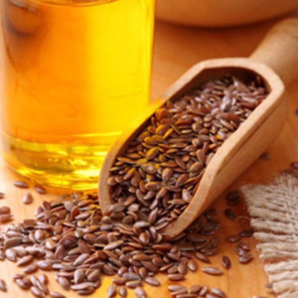 Применение масла льна для похудения