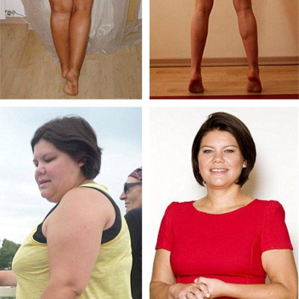 Результат похудения на 20 кг