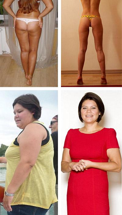 Как быстро похудеть на 5, 10, 20 кг за 10 недель не голодая.