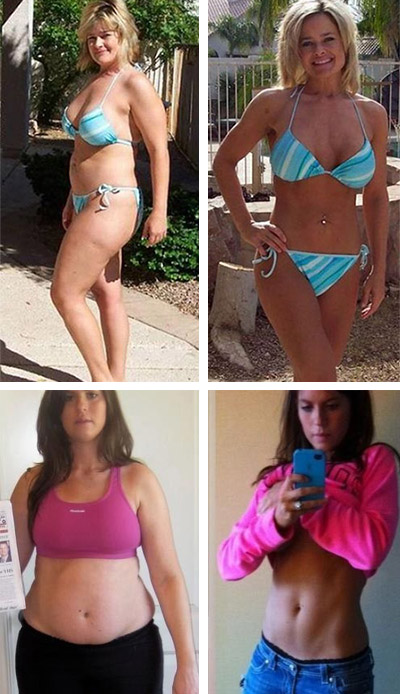 похудел на 10 кг за месяц