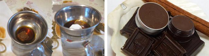 Шоколадный бальзам