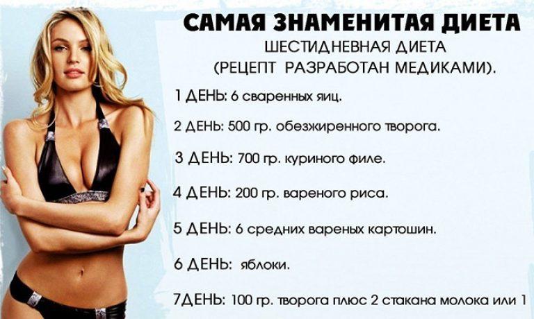 дешевая диета эффективная