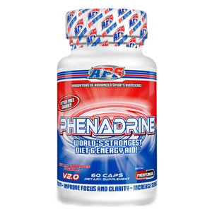 APS Nutrition Phenadrine