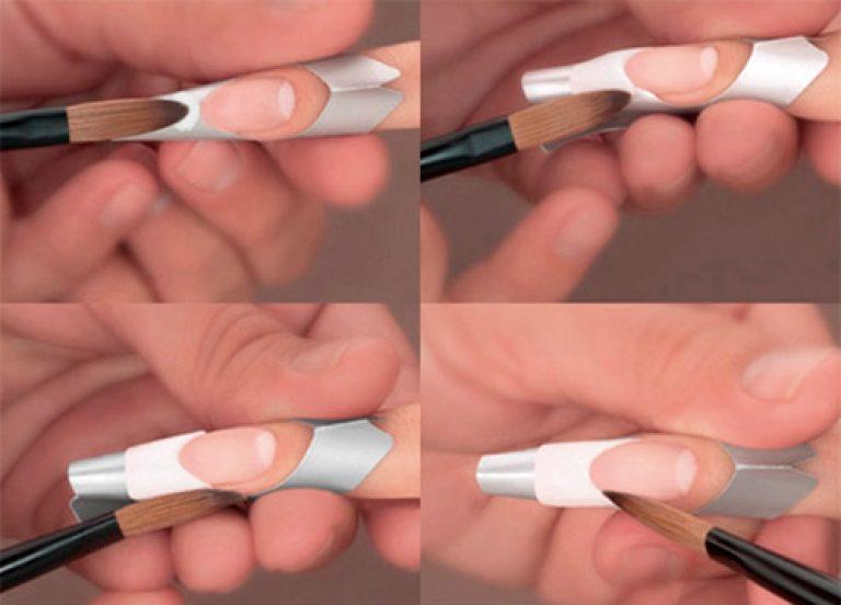 Наращивание ногтей акрилом пошаговая инструкция с для начинающих
