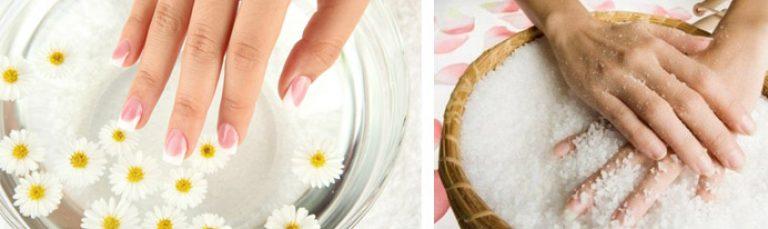 Чем укрепить слоящиеся ногти в домашних условиях