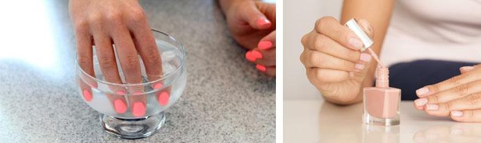 Как сделать так чтобы лак на ногтях высох 361