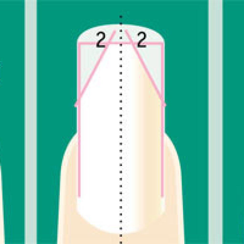 Как придать ногтям красивую форму