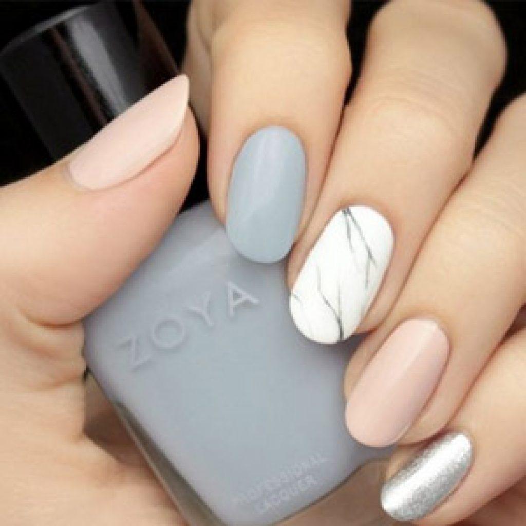 Как сделать ногти овальной формы
