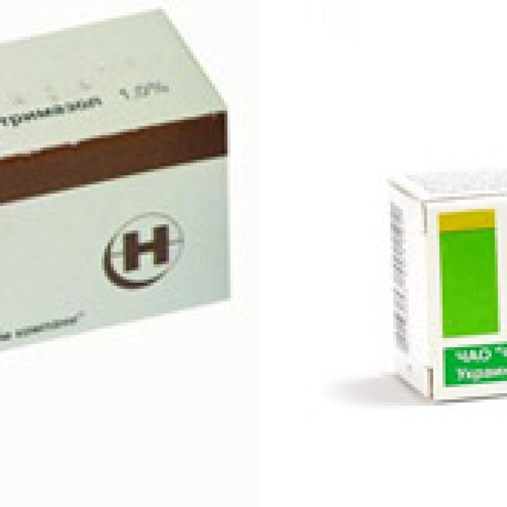 Клотримазол и Миконазол