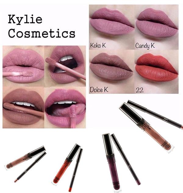 Косметика от Kylie