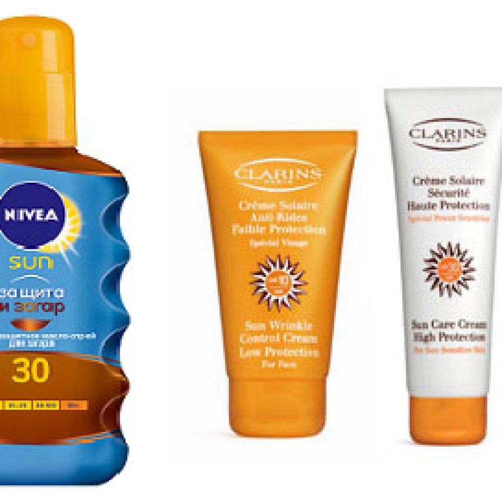Кремы для защиты кожи
