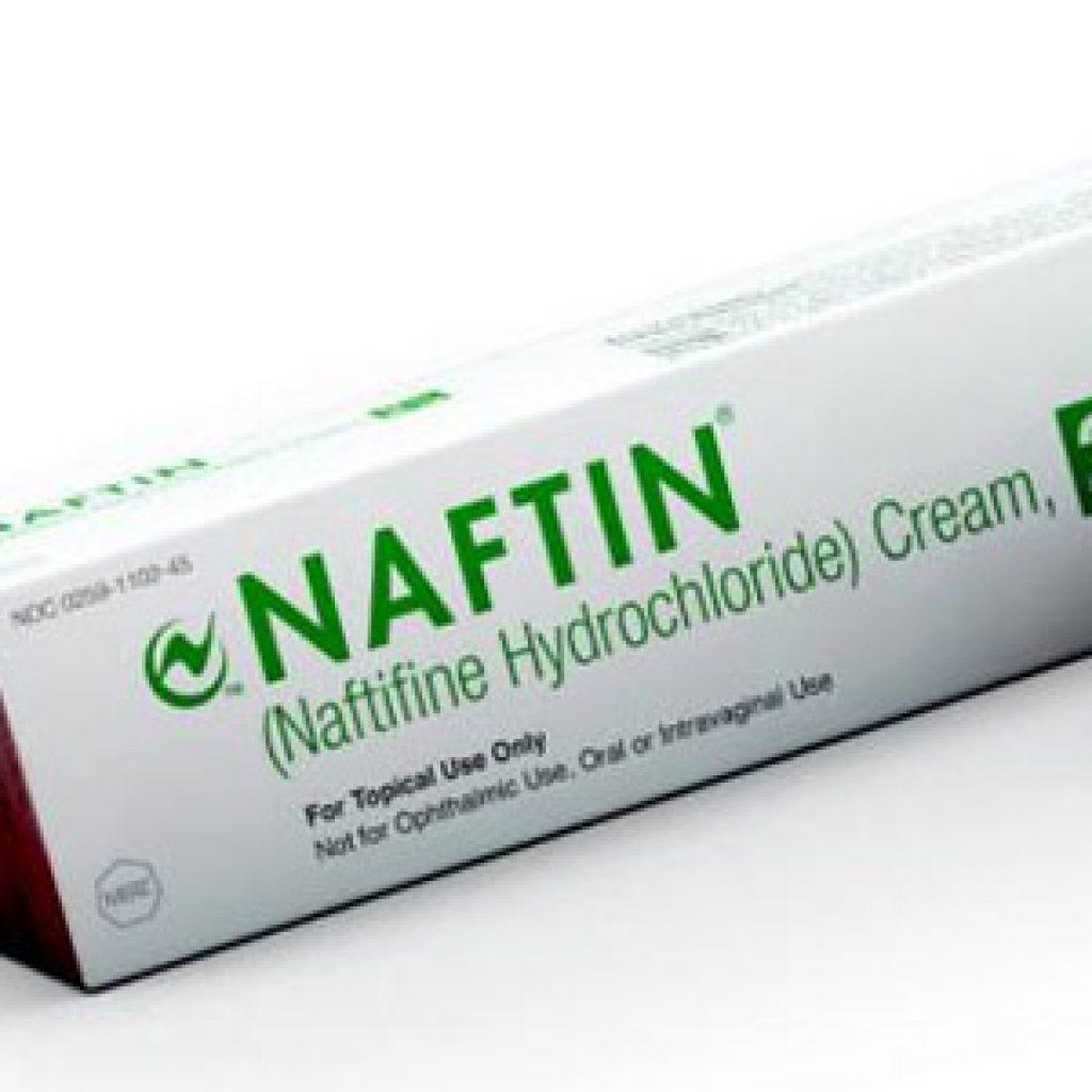 Лечение грибковой ифекции ногтей Нафтифином - отзывы и стоимость