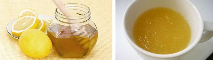 Медово-лимонная отбеливающая смесь