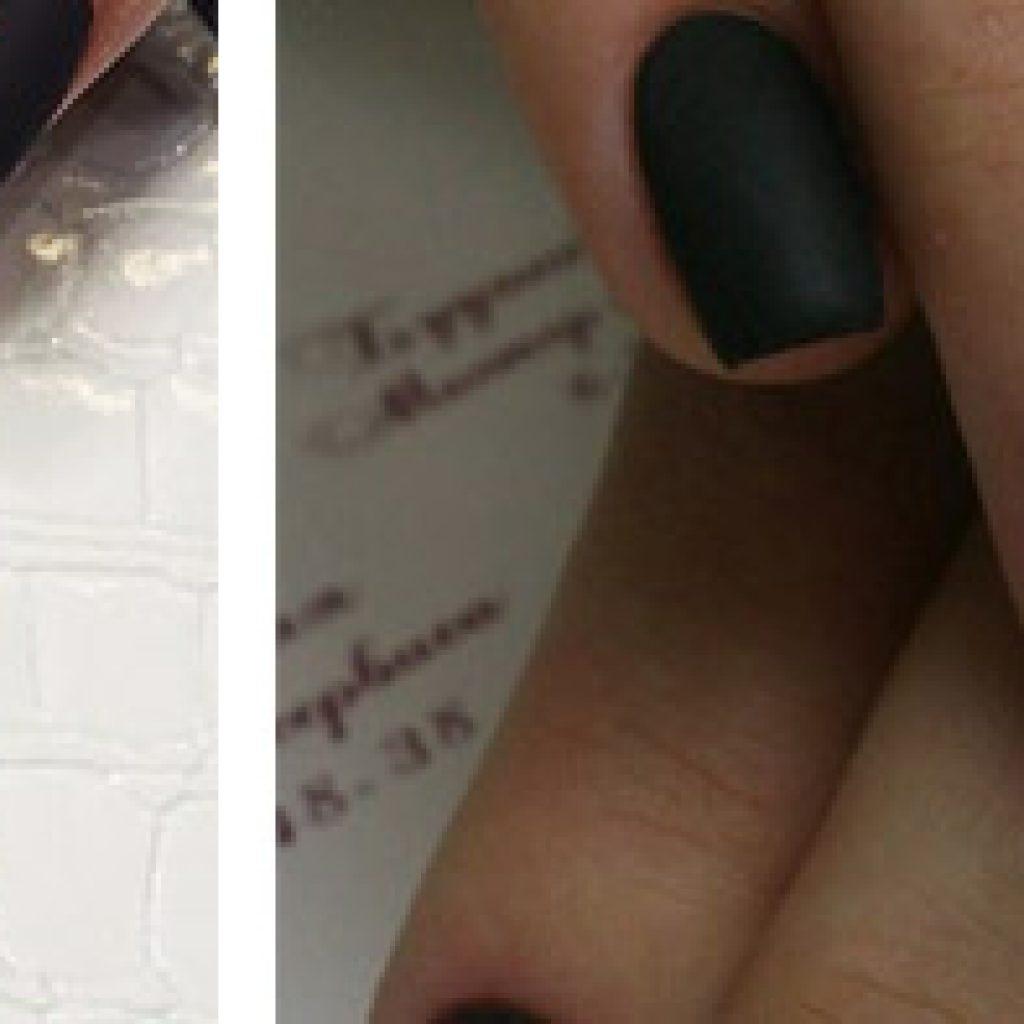 Ногти, украшенные стразами