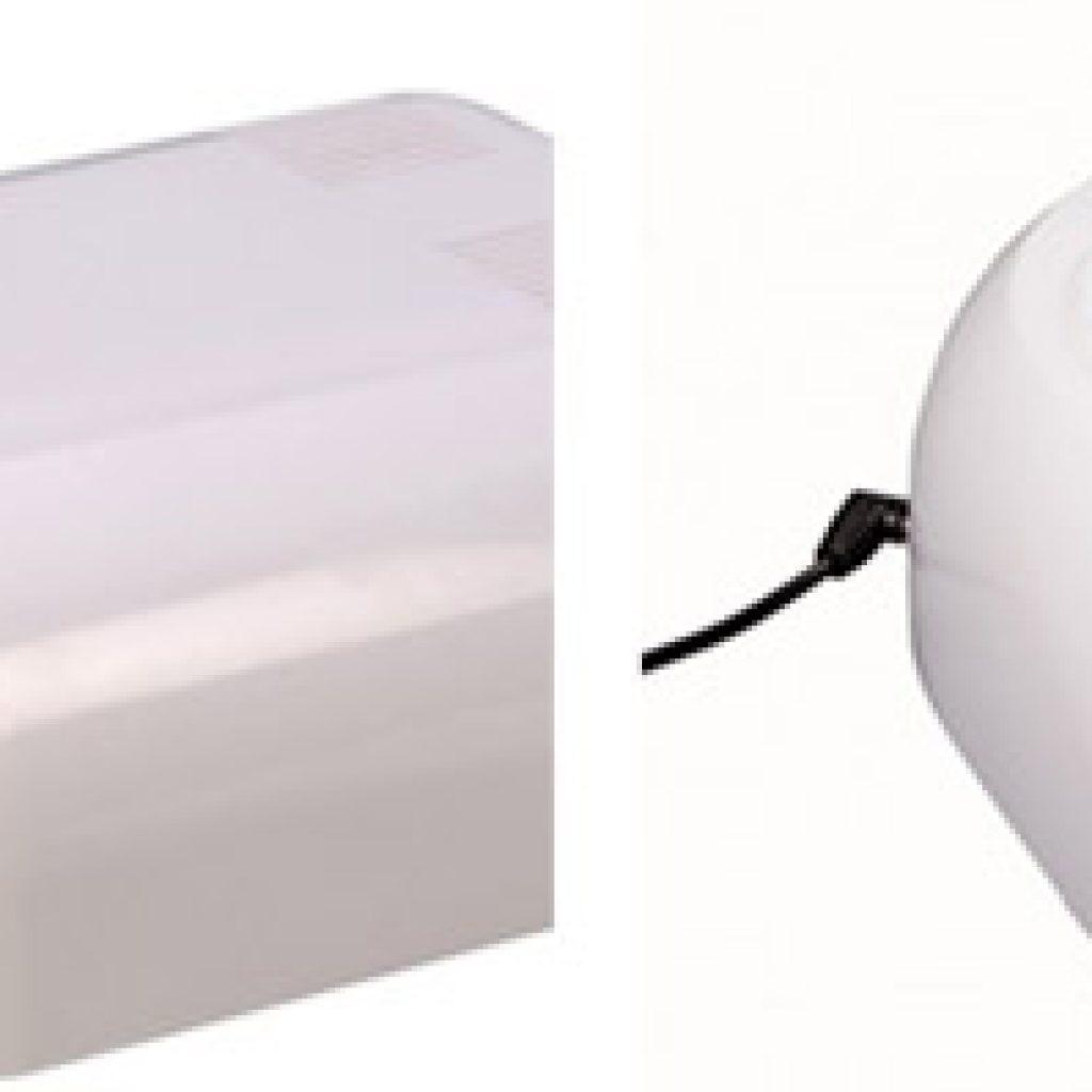 Обзор ламп для маникюра