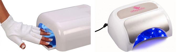 Как правильно выбрать лампу для сушки ногтей