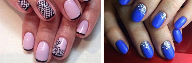 Покрытие шеллак для ногтей
