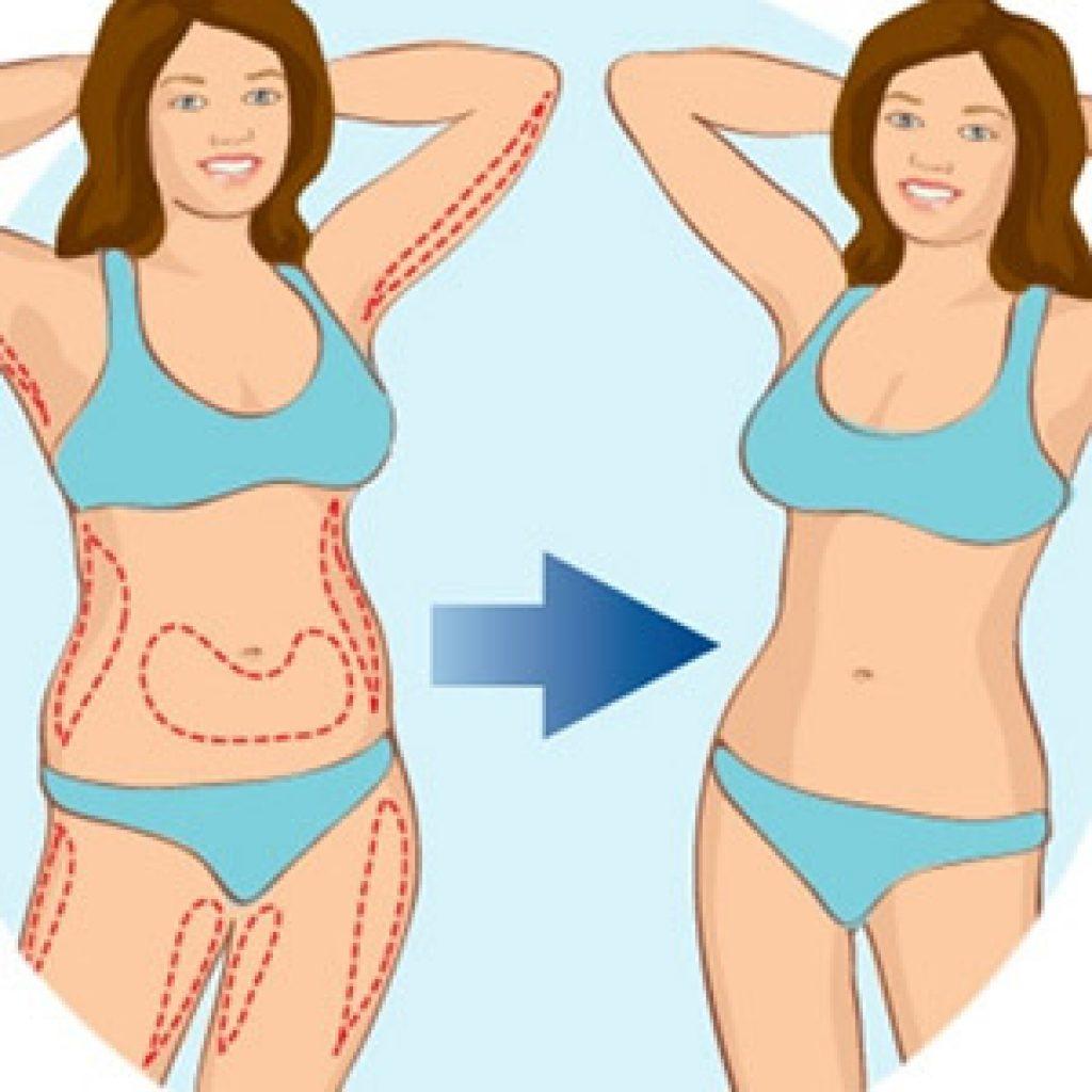 Похудение для безвольных людей - как выпивать всего один стаканчик по утрам и терять по 2 кг в день
