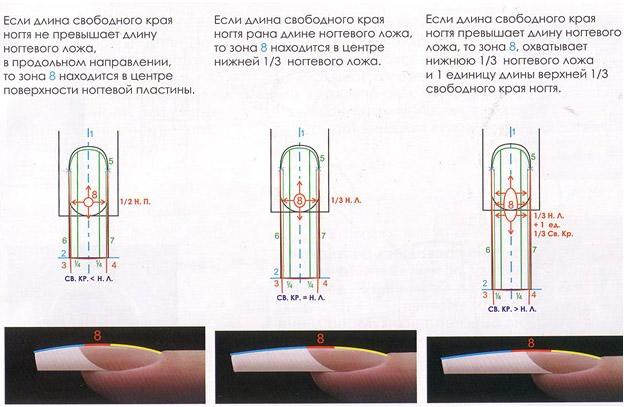 Правильное наращивание ногтевых пластин