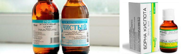 Чем можно заменить спирт