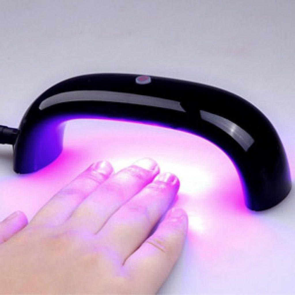 Что такое УФ и LED лампы для сушки ногтей
