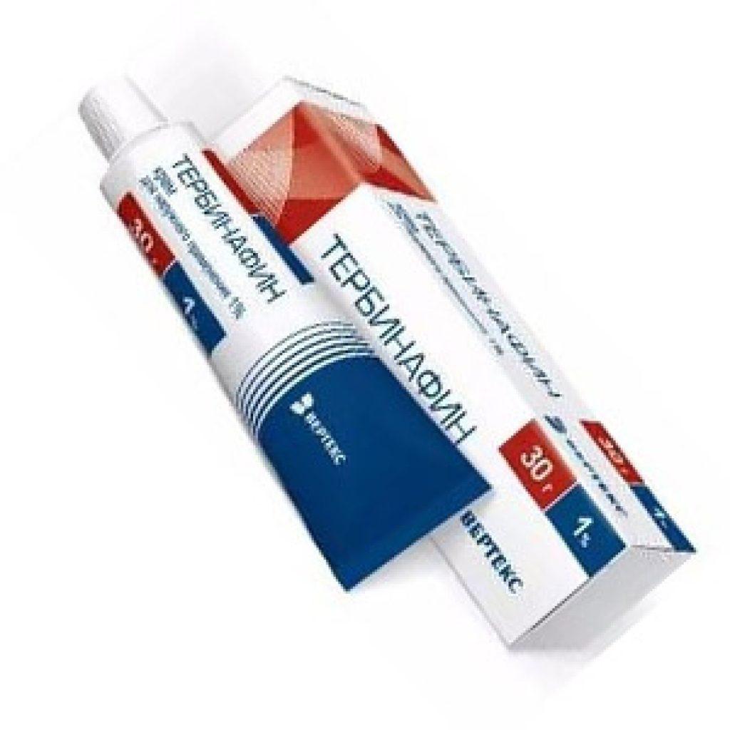 Мазь Тербинафин от грибковой инфекции ногтей - инструкция, отзывы и цены