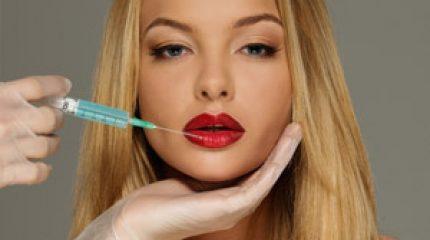 Процедура коррекции губ при помощи гиалуроновой кислоты